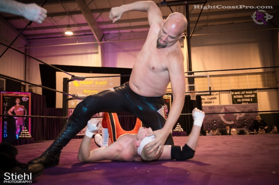Heavyweights 10 BaldwinBrothers RightCoastPro Wrestling Delaware hungry games Event