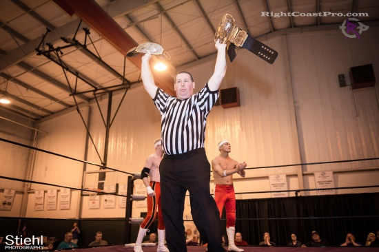 Heavyweights 2 BaldwinBrothers RightCoastPro Wrestling Delaware hungry games Event