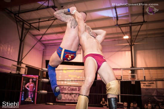 Steeler Reed 11 RightCoastPro Wrestling Delaware hungry games Event