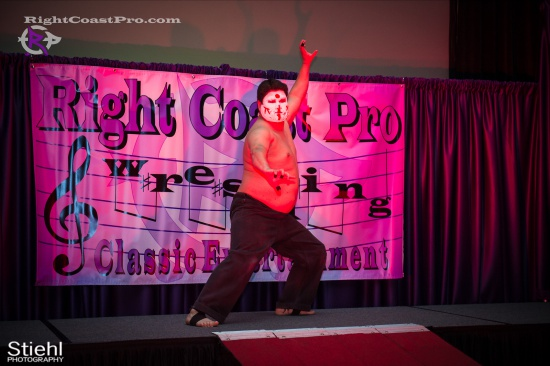 Setsu Ginsu 11 JJcrewguy RightCoastPro Wrestling Delaware hungry games Event