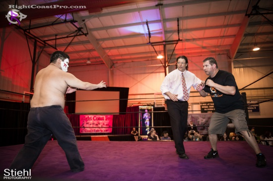 Setsu Ginsu 13 JJcrewguy RightCoastPro Wrestling Delaware hungry games Event