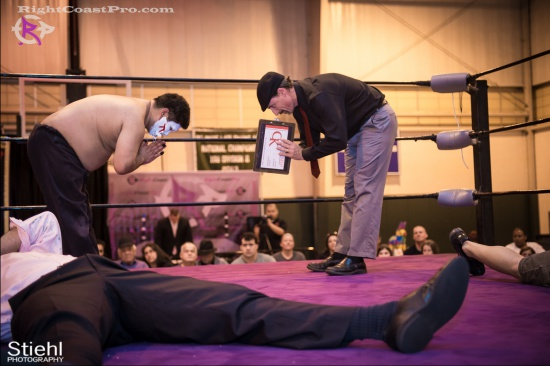 Setsu Ginsu 16 JJcrewguy RightCoastPro Wrestling Delaware hungry games Event