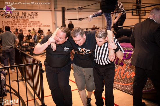 Setsu Ginsu 17 JJcrewguy RightCoastPro Wrestling Delaware hungry games Event