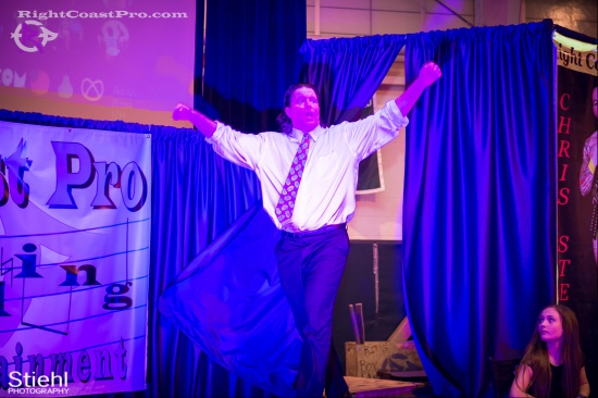 Setsu Ginsu 3 JJcrewguy RightCoastPro Wrestling Delaware hungry games Event