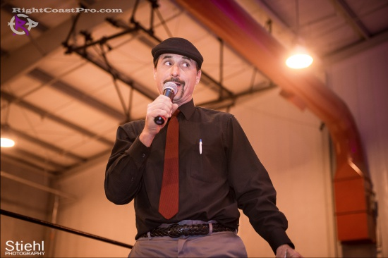 Setsu Ginsu 5 JJcrewguy RightCoastPro Wrestling Delaware hungry games Event