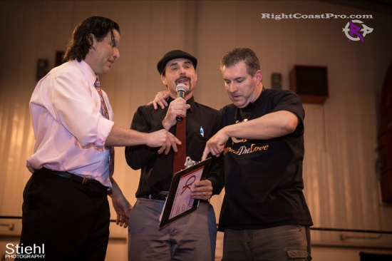 Setsu Ginsu 8 JJcrewguy RightCoastPro Wrestling Delaware hungry games Event