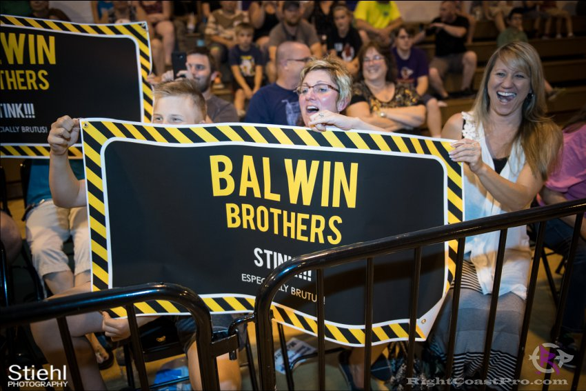 baldwin cruz 1 RightCoastPro Wrestling Delaware Festivus Event