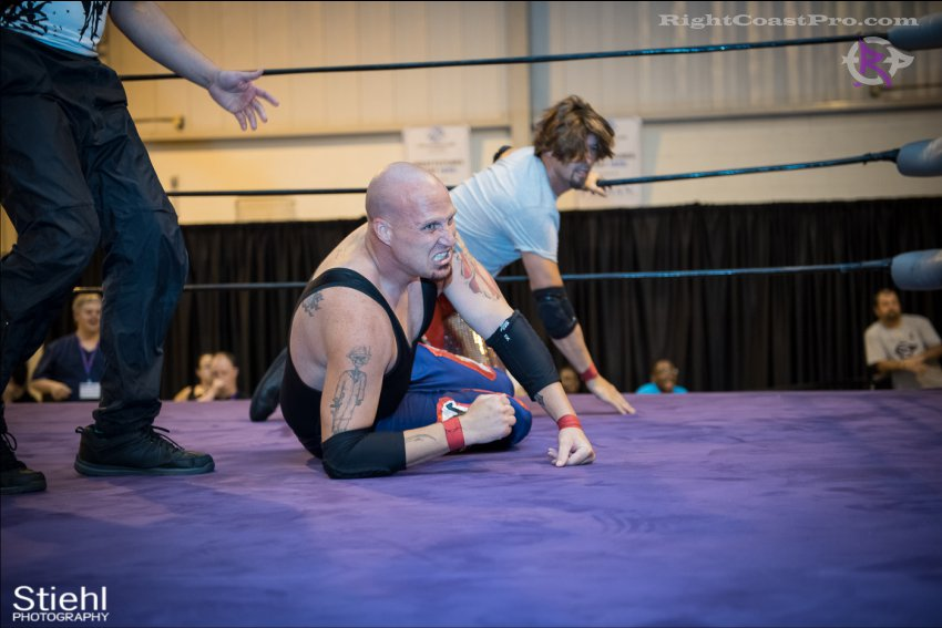 baldwin cruz 9 RightCoastPro Wrestling Delaware Festivus Event