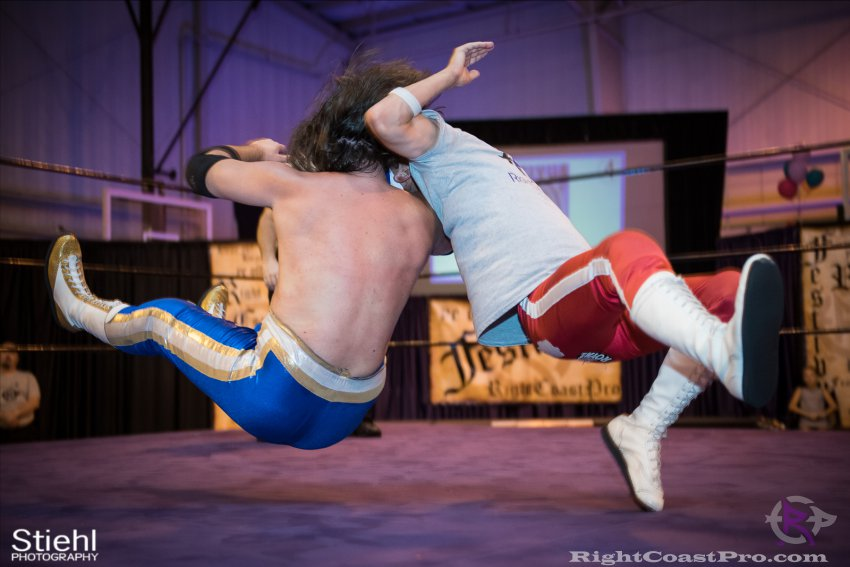 Heavyweights 6 Nanas RightCoastPro Wrestling Delaware Festivus Event