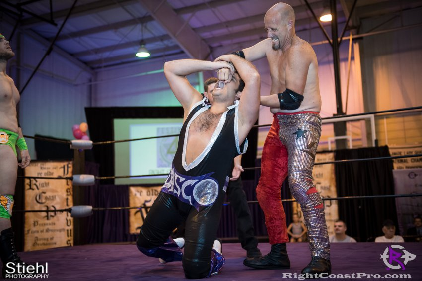 Fourway 2 RightCoastPro Wrestling Delaware Festivus Event