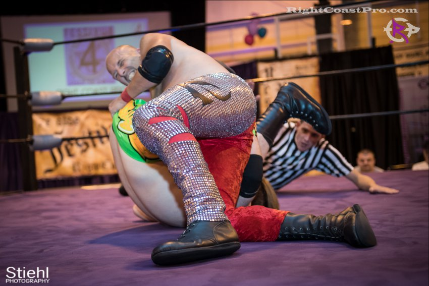 Fourway 8 RightCoastPro Wrestling Delaware Festivus Event