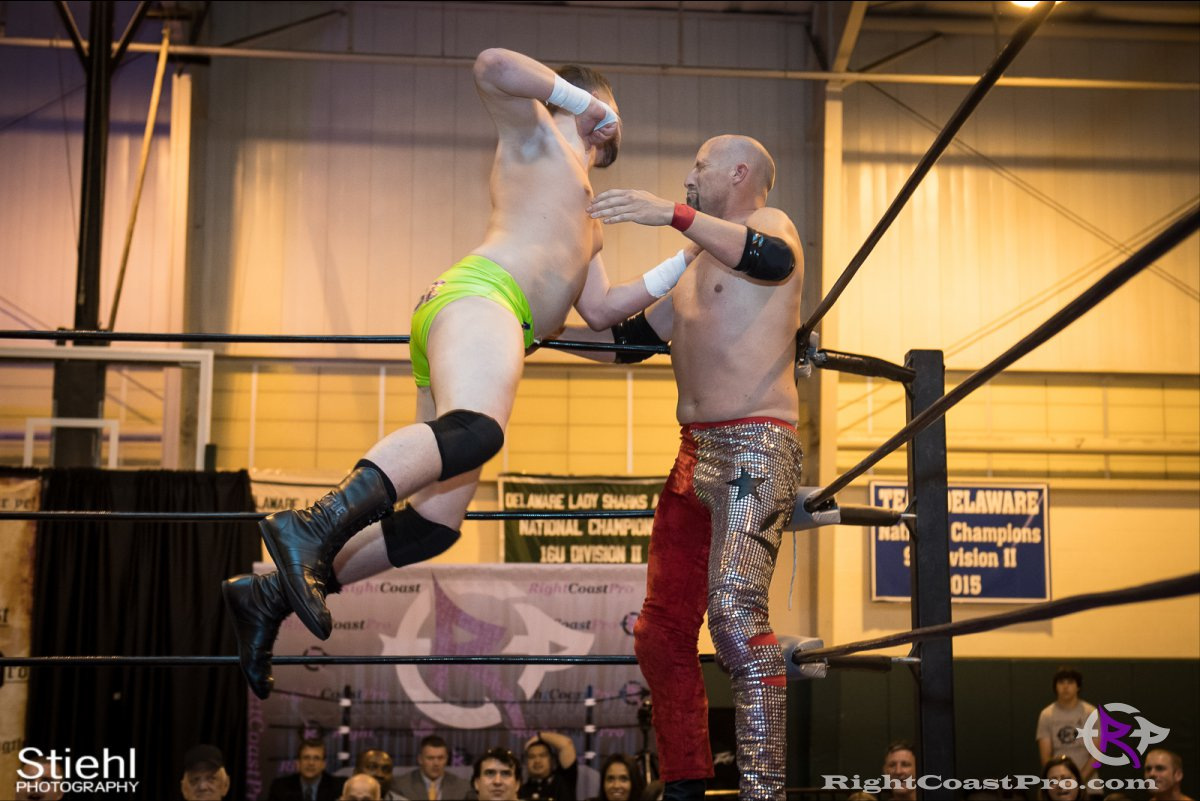 Quest A RightCoastPro Wrestling Delaware Festivus Event