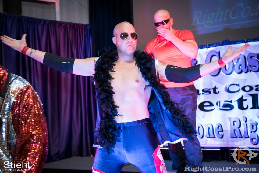 Baldwins 2 RCP31 RightCoast Pro Wrestling Delaware Event