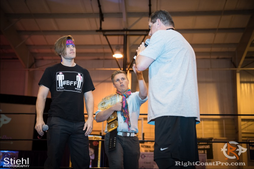 Brian Profit 5 RCP31 RightCoast Pro Wrestling Delaware Event