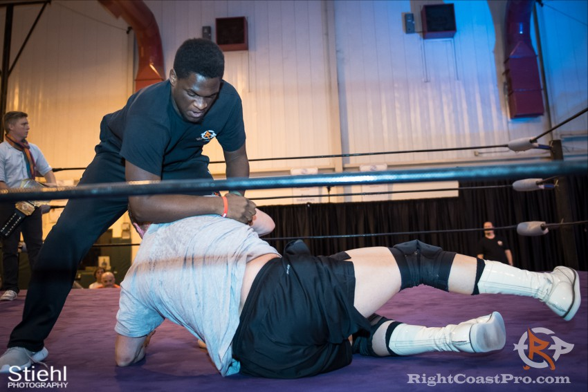 Brian Profit 7 RCP31 RightCoast Pro Wrestling Delaware Event