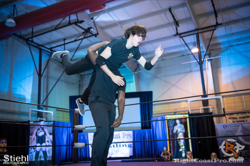 Brian Profit 9 RCP31 RightCoast Pro Wrestling Delaware Event
