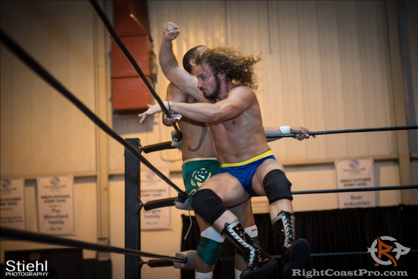 Chachi BTY 8 RCP31 RightCoast Pro Wrestling Delaware Event