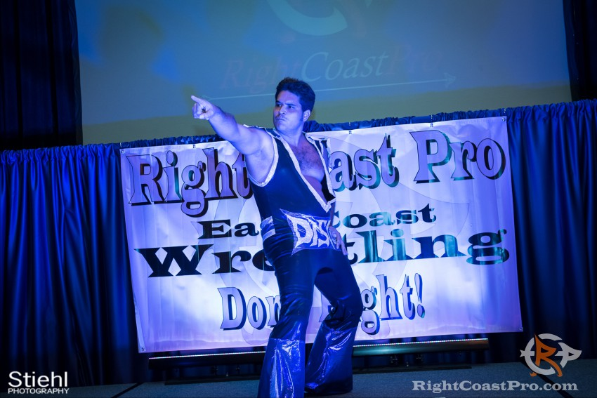 Dave Dave 1 RCP31 RightCoast Pro Wrestling Delaware Event