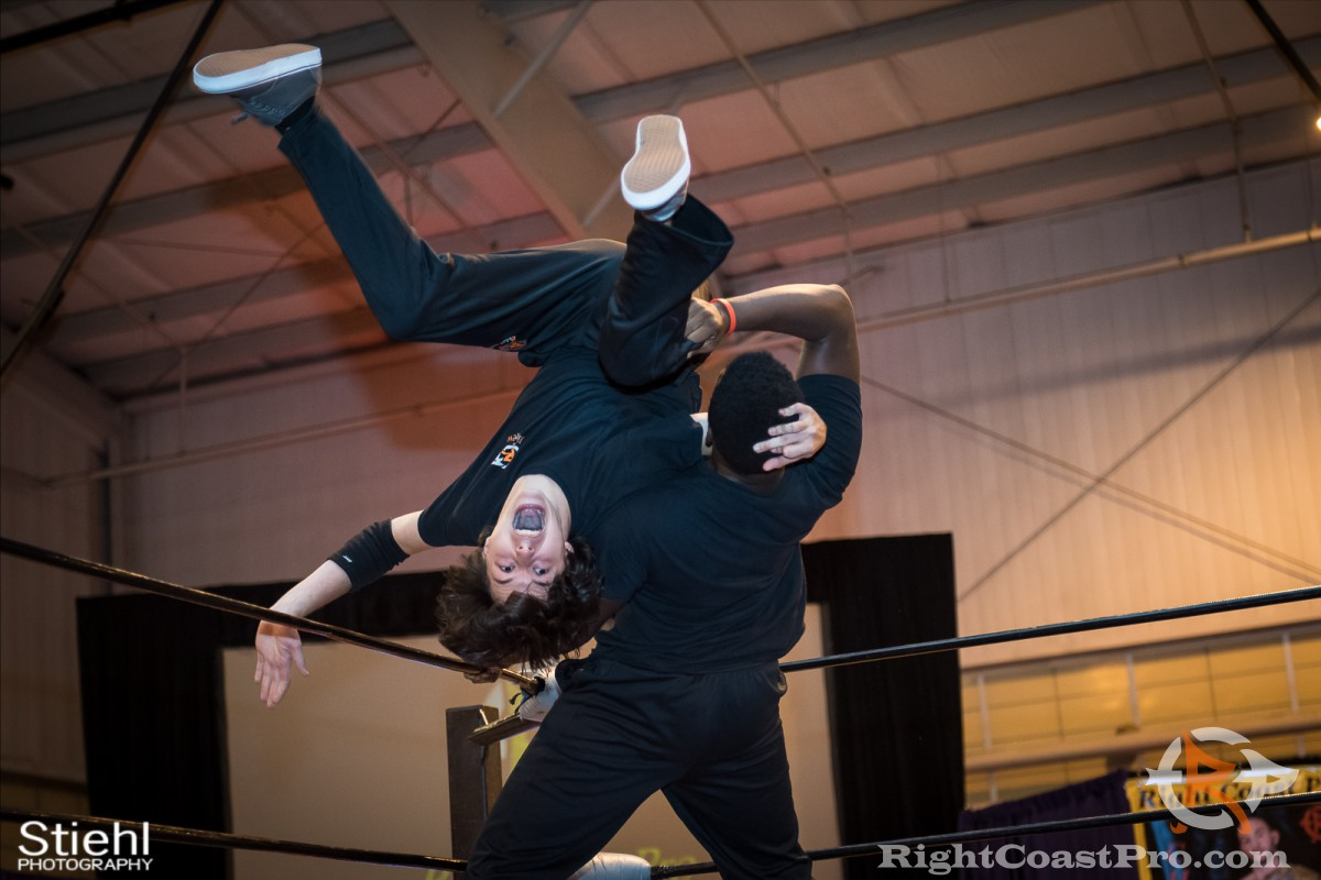 JimSlim b RCP31 RightCoast Pro Wrestling Delaware Event