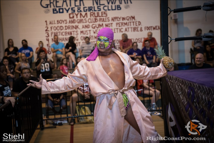 KingKaluha 3 RCP31 RightCoast Pro Wrestling Delaware Event