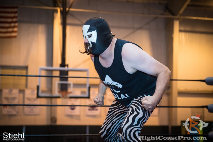 Pedro 1 RCP31 RightCoast Pro Wrestling Delaware Event