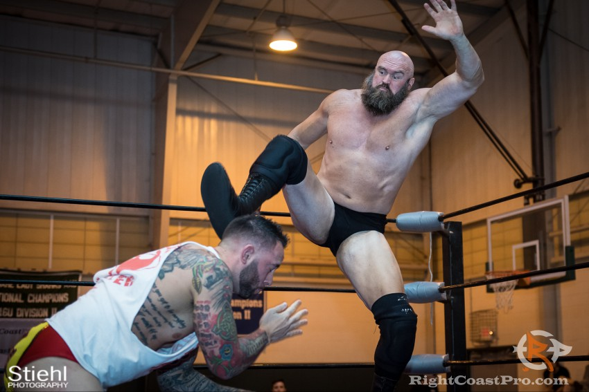 Snitsky 9 RCP31 RightCoast Pro Wrestling Delaware Event
