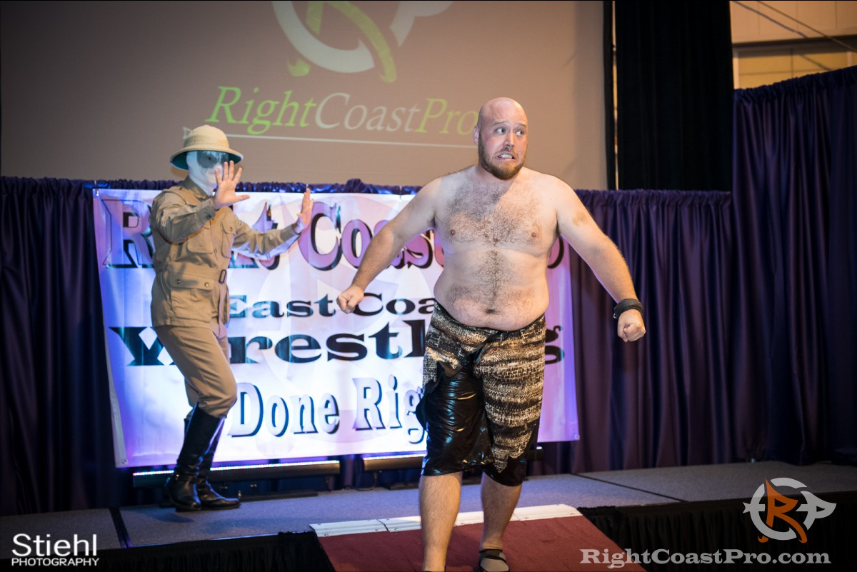 WWF B RCP31 RightCoast Pro Wrestling Delaware Event