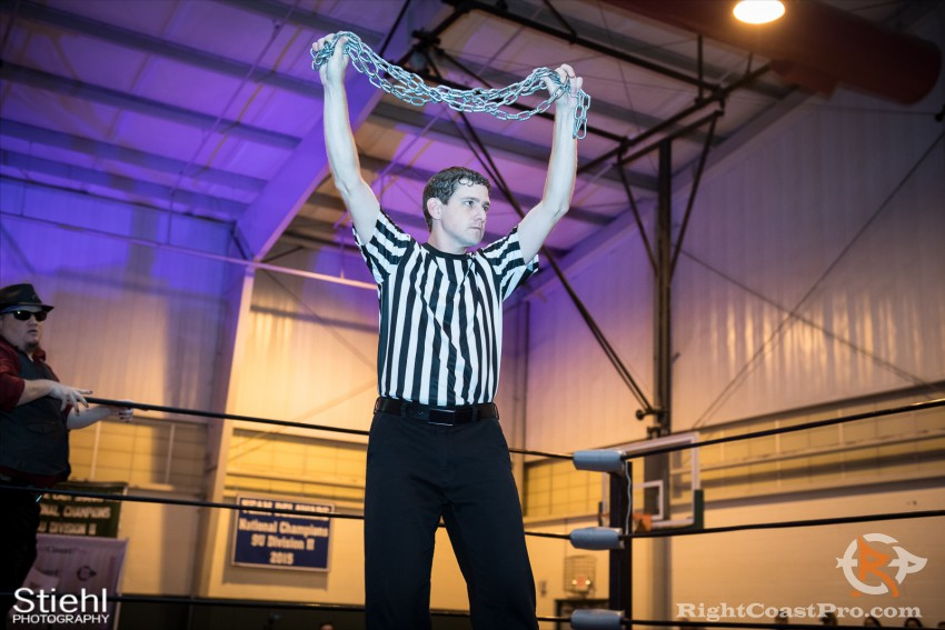 CLAYTON 1 RCP31 RightCoast Pro Wrestling Delaware Event