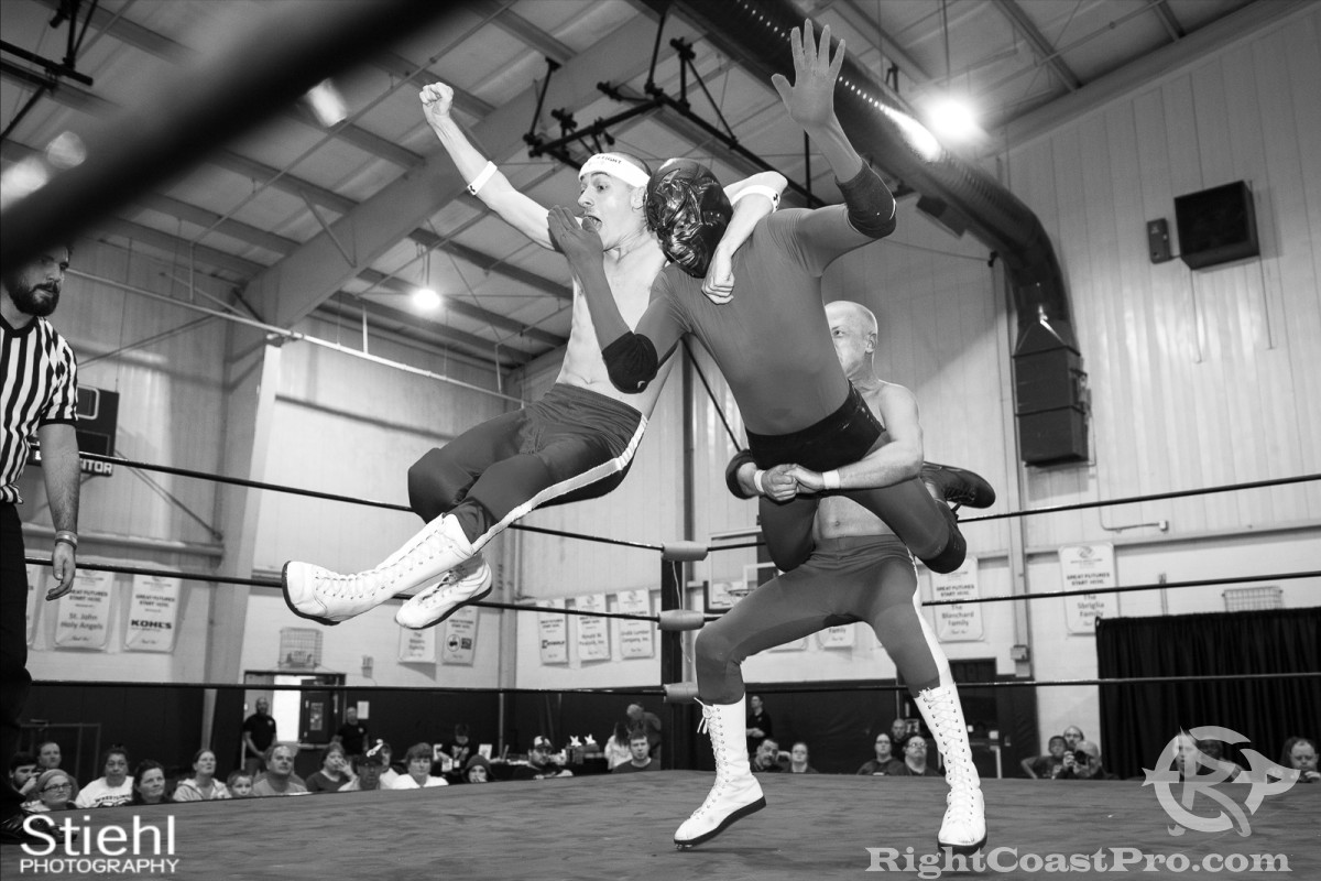 SeanRoyal c RCP32 RightCoast Pro Wrestling Delaware Event