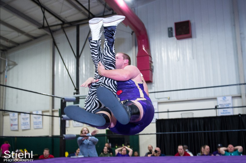Ruby 4 RCP32 RightCoast Pro Wrestling Delaware Event