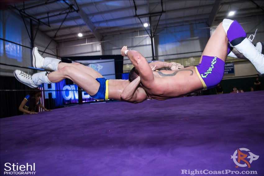 Chachi 2 RCP32 RightCoast Pro Wrestling Delaware Event