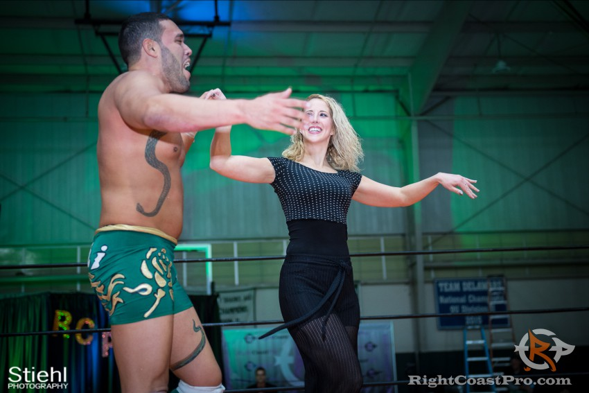 Chachi 4 RCP33 RightCoast Pro Wrestling Delaware Event