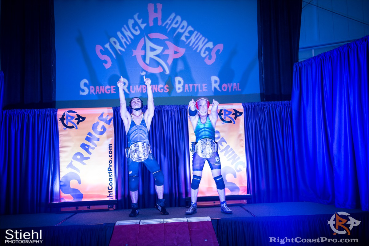 Heavyweights RCP33 RightCoast Pro Wrestling Delaware Event