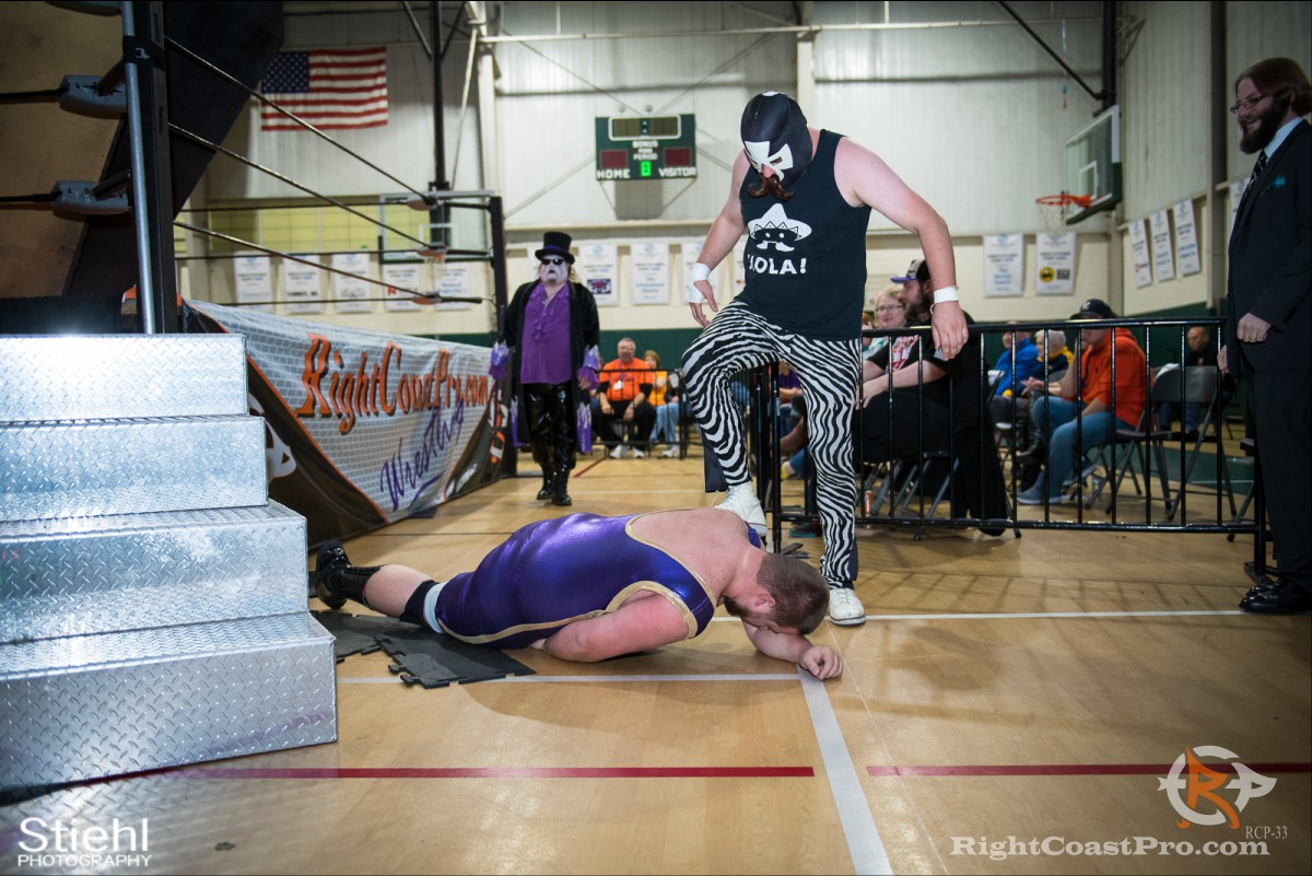 CasketMatch 11 RCP33 RightCoast Pro Wrestling Delaware Event