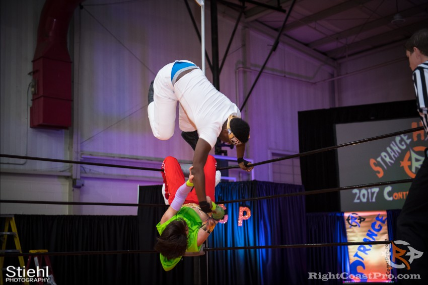 SlimJim 1 RCP33 RightCoast Pro Wrestling Delaware Event