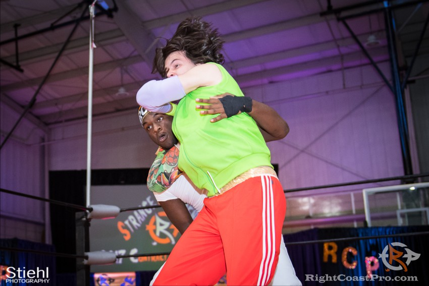 SlimJim 2 RCP33 RightCoast Pro Wrestling Delaware Event