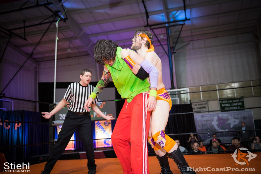 SlimJim 3 RCP33 RightCoast Pro Wrestling Delaware Event