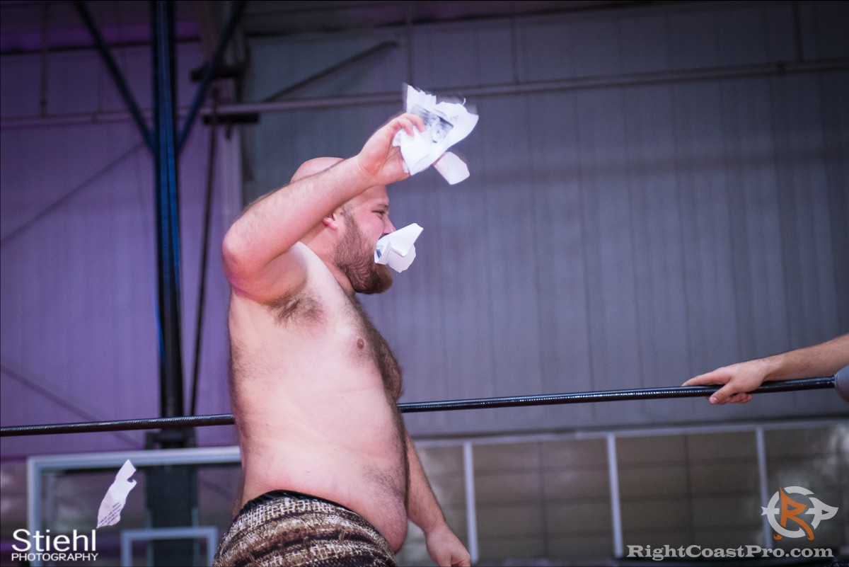 SAVAGES 3 RCP33 RightCoast Pro Wrestling Delaware Event