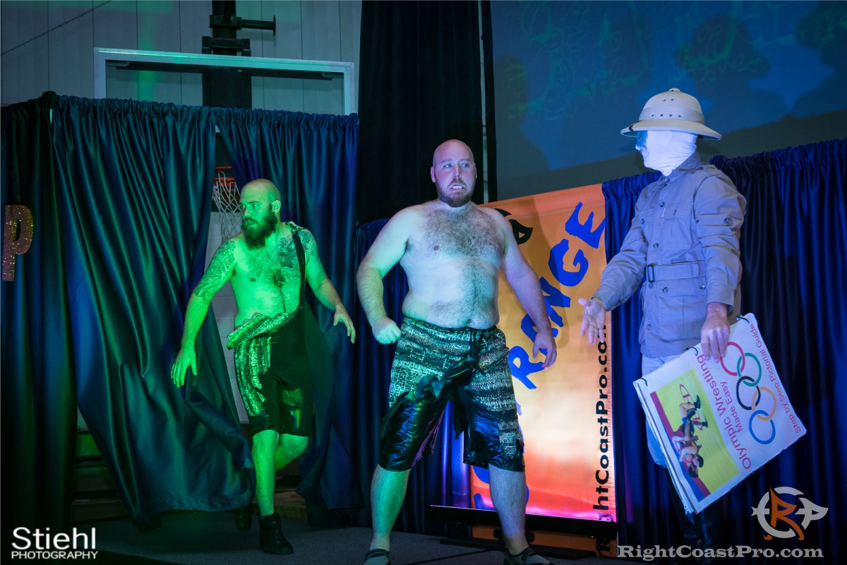 SIRSPAULDING C RCP33 RightCoast Pro Wrestling Delaware Event