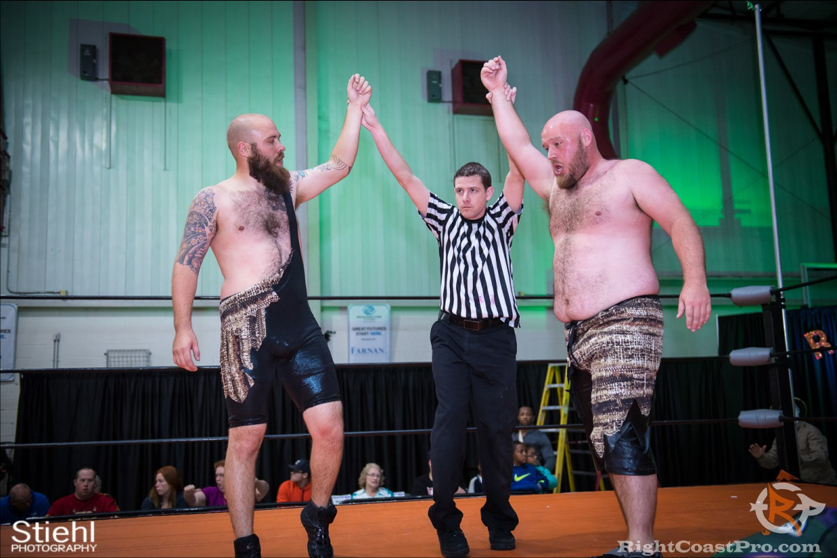 WCW D RCP33 RightCoast Pro Wrestling Delaware Event