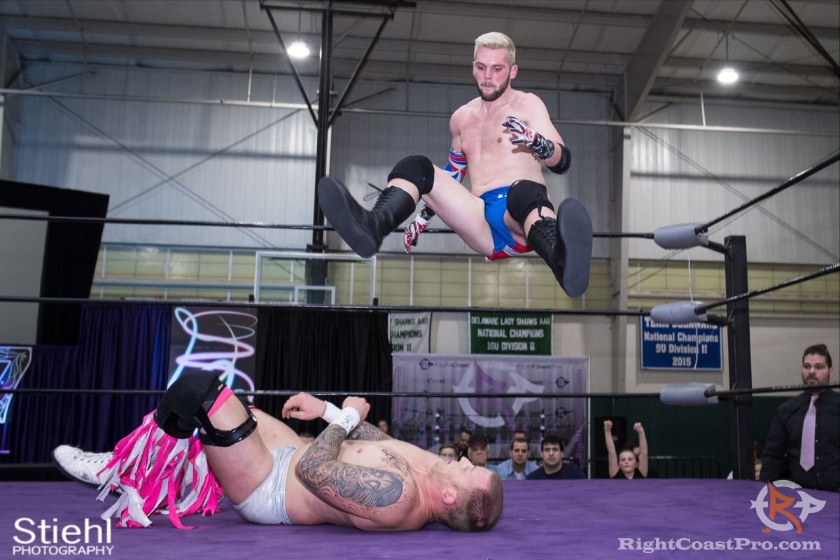 ColtonQuest b RCP34 RightCoast Pro Wrestling Delaware Event