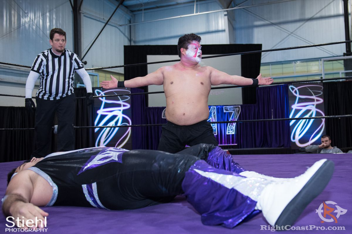 SetsuGinsu 3 RCP34 RightCoast Pro Wrestling Delaware Event