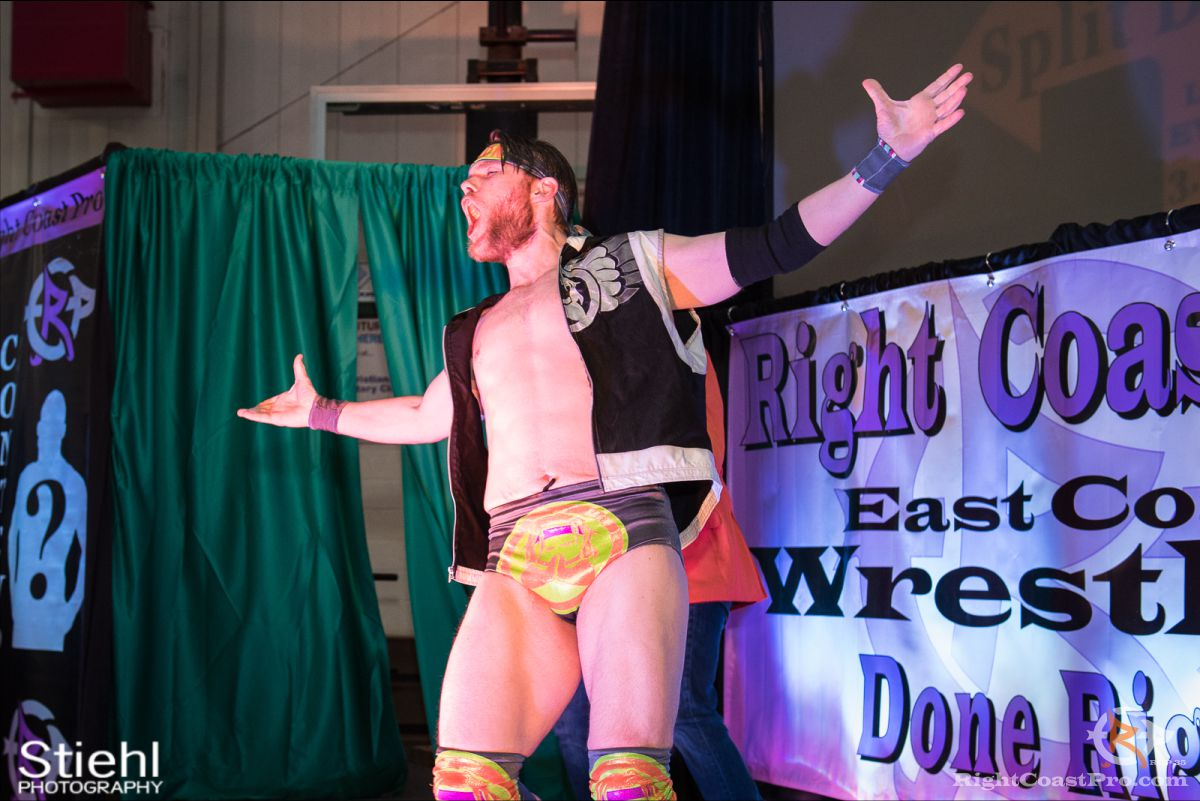 Fatal4way 2 RCP35 RightCoast Pro Wrestling Delaware Entertainment Sports Event