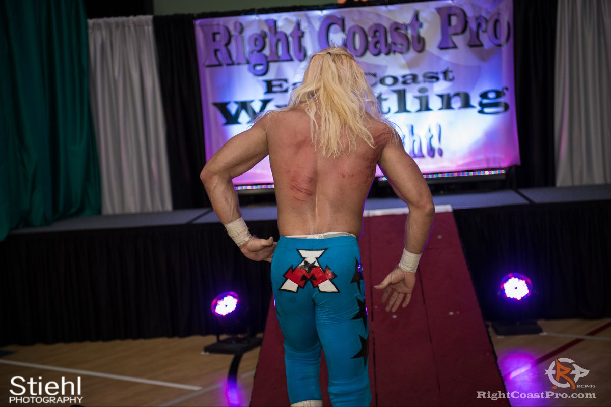 DamianGibbs H RCP35 RightCoast Pro Wrestling Delaware Entertainment Sports Event