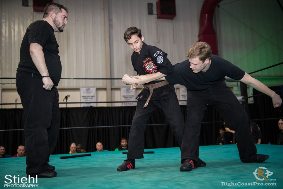 Newark Kenpo Karate 1 rcp35 RightCoast Pro Wrestling Delaware Entertainment Sports Event