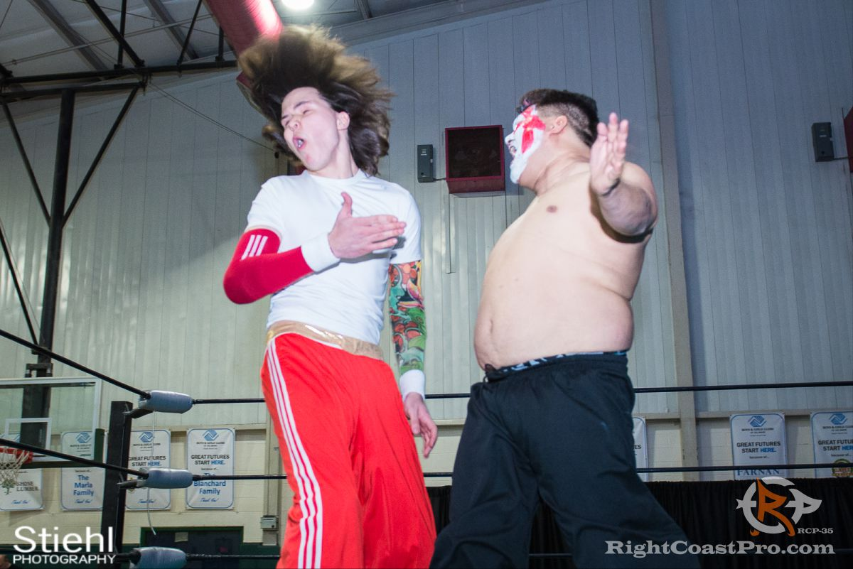 SetsuGinsu 3 RCP35 RightCoast Pro Wrestling Delaware Entertainment Sports Event