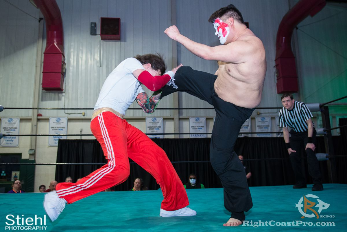 SetsuGinsu 4 RCP35 RightCoast Pro Wrestling Delaware Entertainment Sports Event