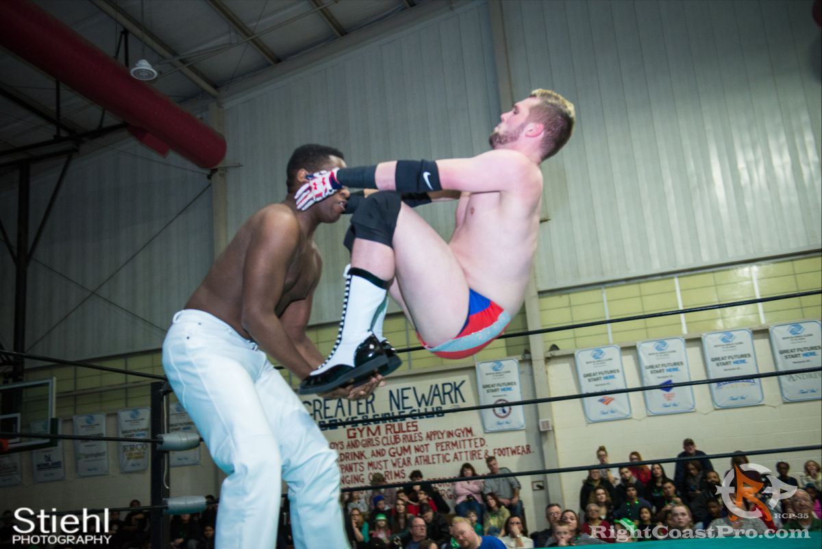 Colton Quest B RCP35 RightCoast Pro Wrestling Delaware Entertainment Sports Event