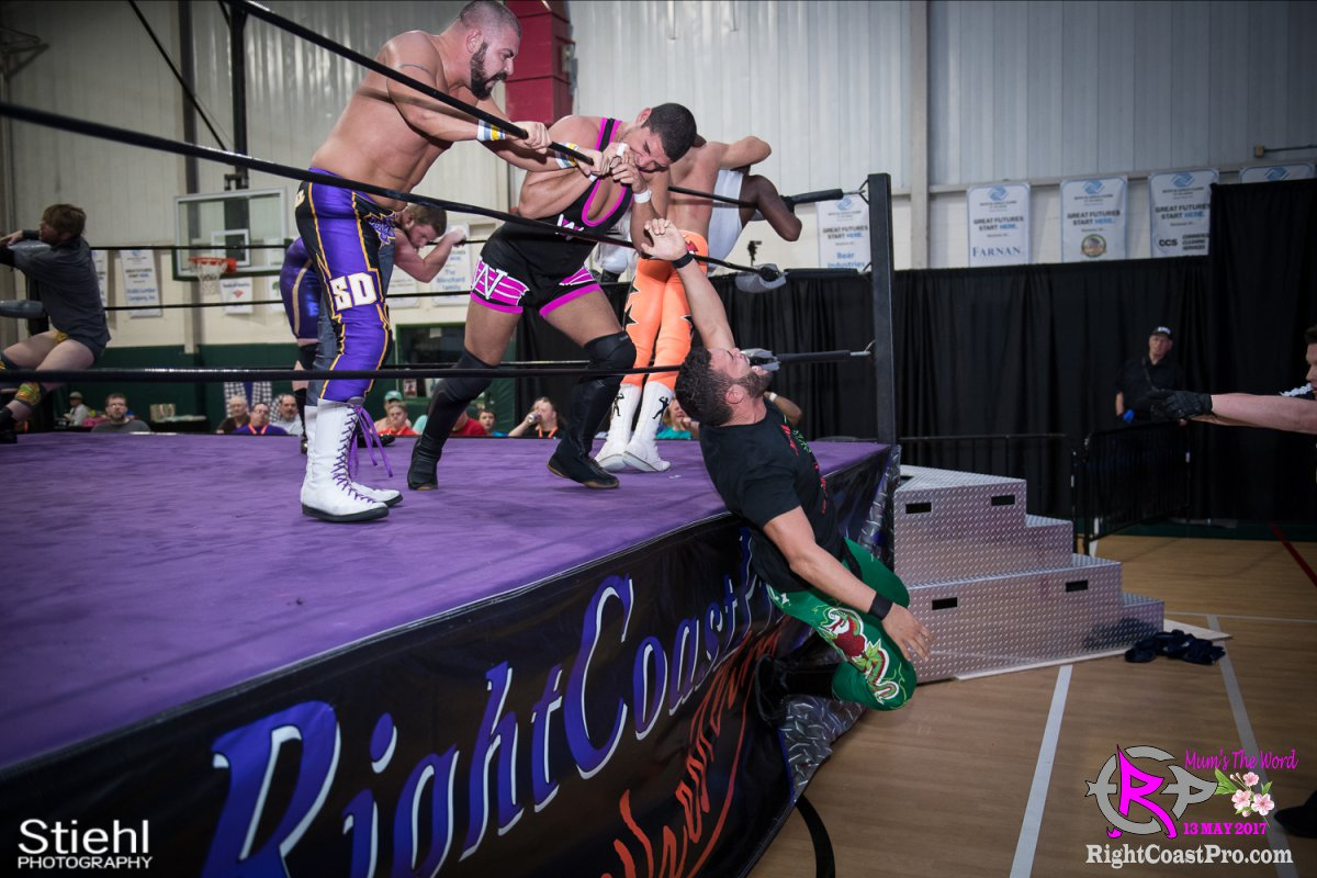 BattleRoyal 22 RCP36 RightCoast ProWrestling Delaware Entertainment Event
