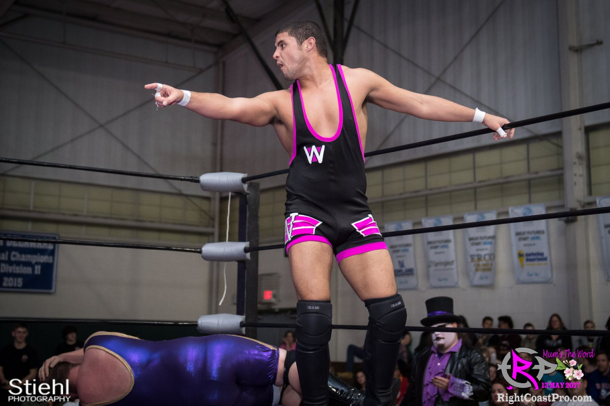 BattleRoyal 25 RCP36 RightCoast ProWrestling Delaware Entertainment Event